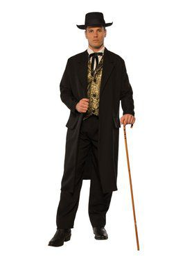 Swindler Men's Costume