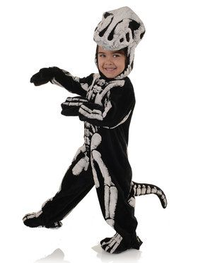 T-rex Fossil Costume Toddler