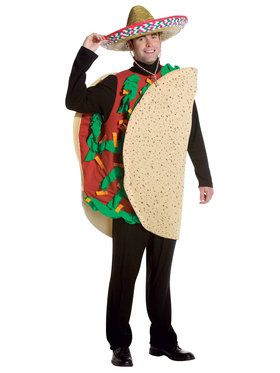 Taco Costume For Adults
