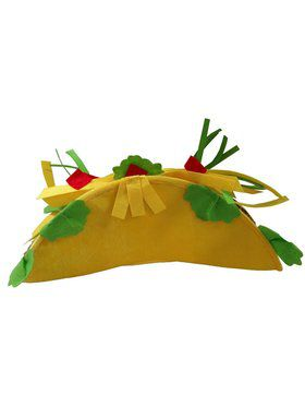 Taco Hat for adults
