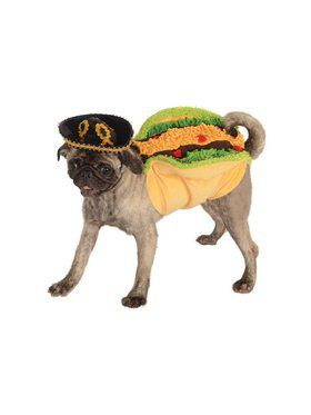Taco Costume for Pet