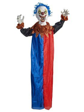 Talking Clown Prop Decoration