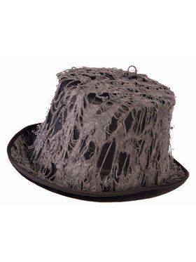 Tattered Top Hat Accessory
