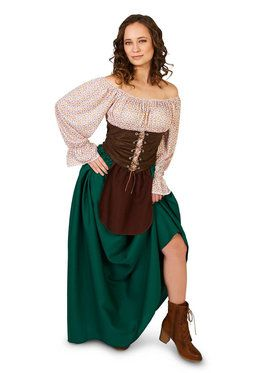 Adult Tavern Maiden Costume For Adults