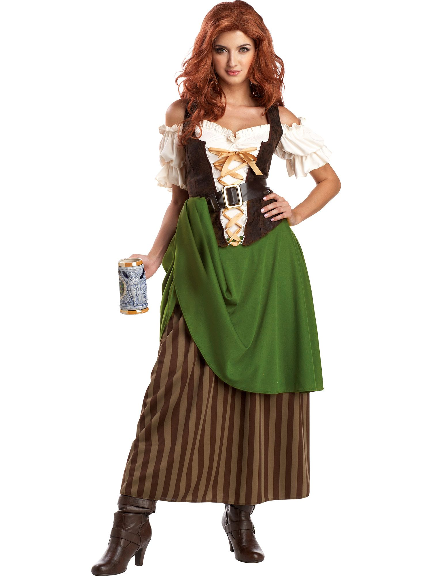 Womens Medieval Costume