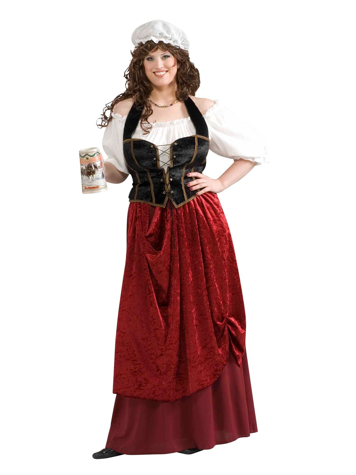 Beer Wench Halloween Costumes