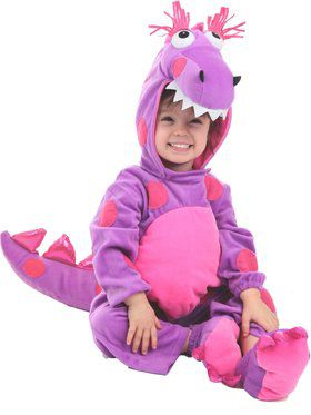 Teagan The Dragon Infant & Toddlers Costume