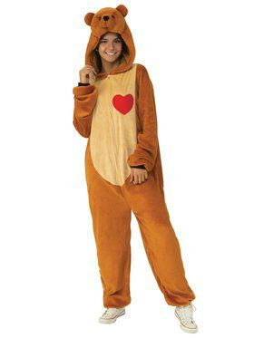 Teddy Bear Comfy Wear Costume for Adults
