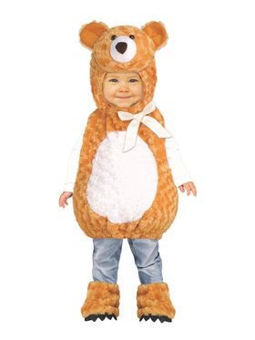 Baby Teddy Bear Costume For Babies