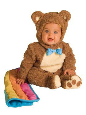 Teddy Bear Newborn/infant Costume