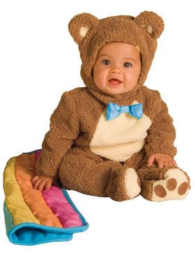 Teddy Infant Costume