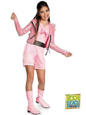 Teen Beach Movie Lela Child Costume