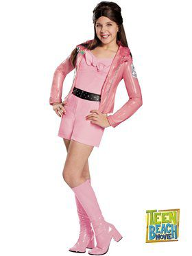 Teen Beach Movie Lela Prestige Child Costume