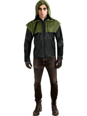 Teen Deluxe Arrow Boys Costume