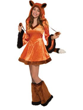 Teens Five Nights at Freddy's Foxy Costume