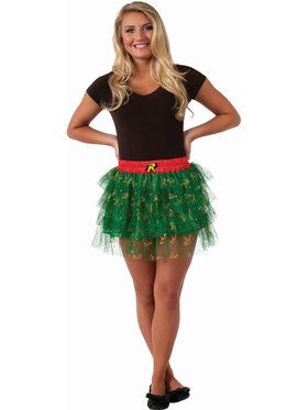 Teen Robin Skirt with Sequins
