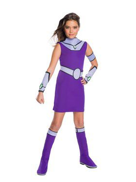Teen Titan Go Movie Starfire Deluxe Costume for Girls