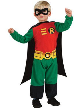 Teen Titan Robin Infant/toddler Costume