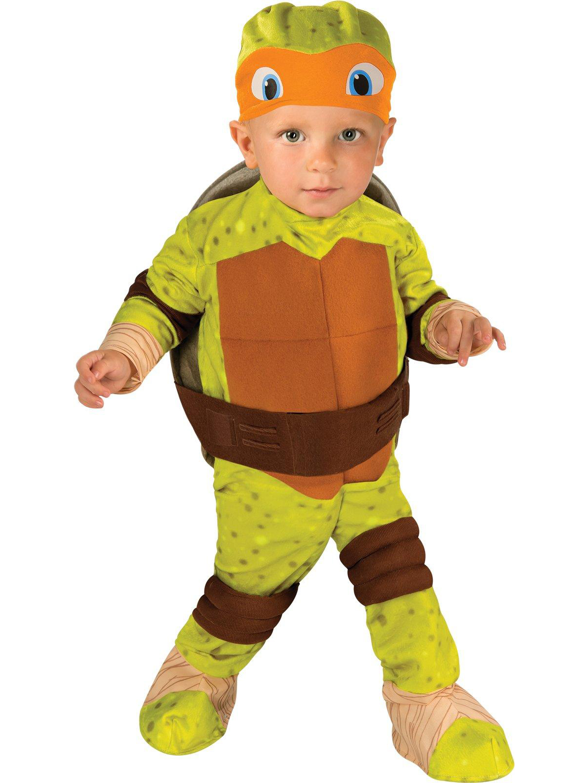 Teenage Mutant Ninja Turtle - Michelangelo Toddler Costume R886783-2T4T