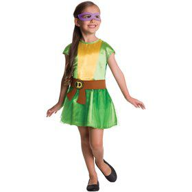 Teenage Mutant Ninja Turtles - 4 In 1 Costume Kit