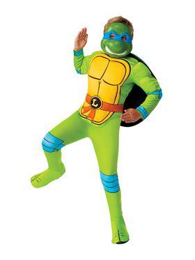 TMNT Leonardo Classic Costume for Kids