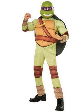 Teenage Mutant Ninja Turtles - Deluxe Donatello Costume