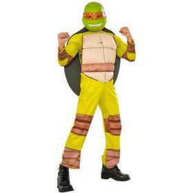 Teenage Mutant Ninja Turtles - Deluxe Michelangelo Costume