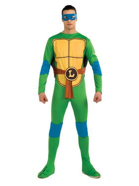 Teenage Mutant Ninja Turtles Leonardo Adult Classic Costume
