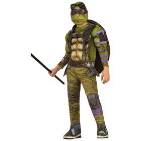 Teenage Mutant Ninja Turtles Movie Deluxe Donatello Costume