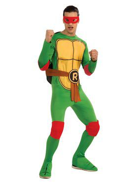 Teenage Mutant Ninja Turtles Raphael Costume for Adults