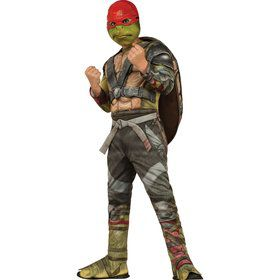 Teenage Mutant Ninja Turtles - Super Deluxe Raphael Costume
