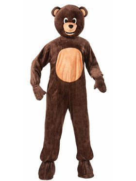 Teenz Mascot Bear Costume