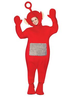 Teletubbies Adult Po Costume