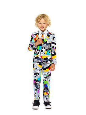 Testival Boys Opposuit for Halloween