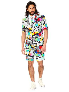 Testival Opposuits Summer Suit Adult Costume