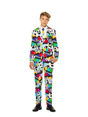 Testival Teen Boys Opposuit