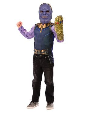 Thanos Infinity Gauntlet Set