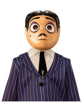 Kid's The Addams Family Gomez 1/2 Mask