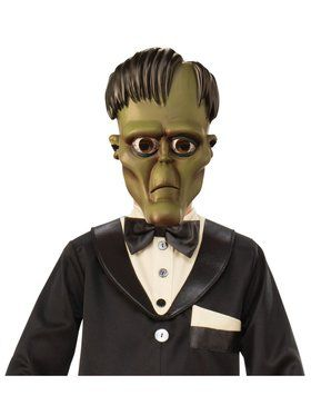 Kid's The Addams Family Lurch 1/2 Mask
