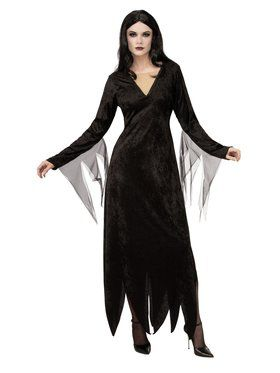 Adult Morticia Costume - The Addams Family