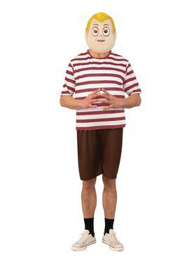 Adult Pugsley Costume - The Addams Family