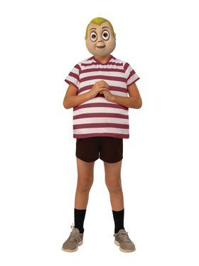 Addams Family Pugsley Costume for Kids