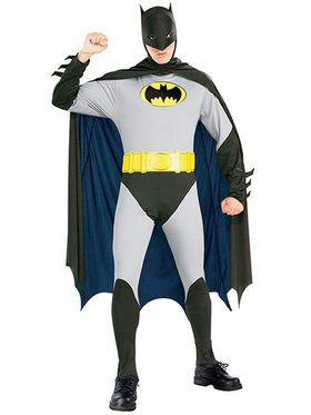 The Batman Adult Costume