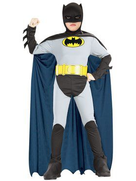 The Batman Childrens Costume