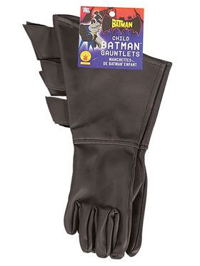 The Batman Deluxe Child Gloves