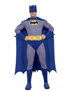 The Brave and the Bold Batman Costume For Men