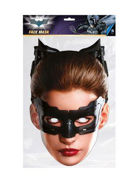 Cat Woman The Dark Knight Face Mask