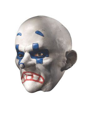 Adult The Dark Knight Chuckles Henchman Mask