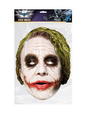 The Joker The Dark Knight Face Mask
