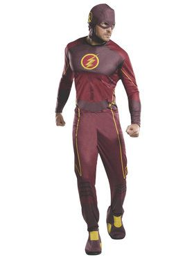 The Flash TV Series Adult Costume